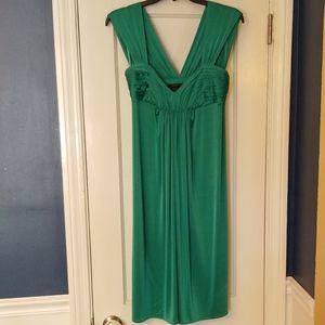 BCBG Emerald Cocktail Dress